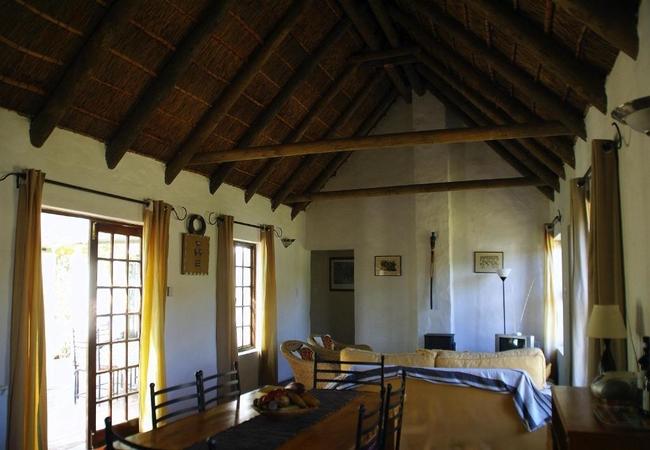 Three-Bedroom Thatch Cottage