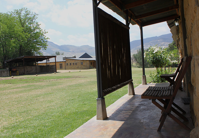 Outside Room 13