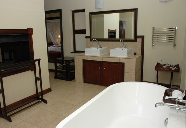 Luxury Rooms