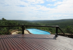 Main lodge - swimming pool