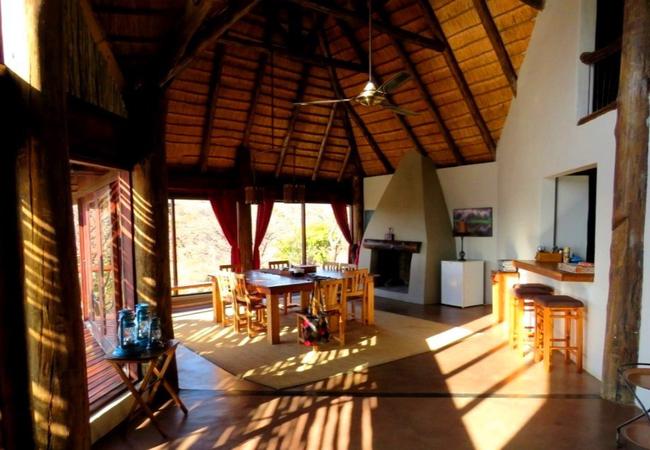Main lodge - lounge