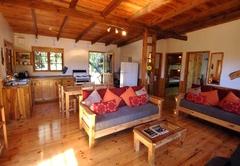 Vervet Forest Cabin Interior