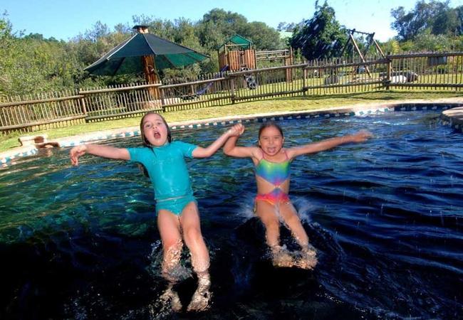 The Pool & Playground