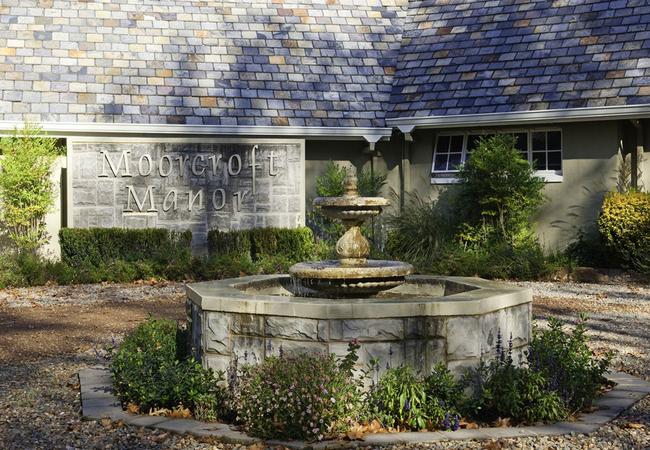 Moorcroft Manor Boutique Hotel