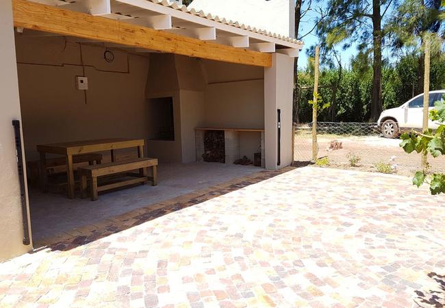 Sundowner Braai facility