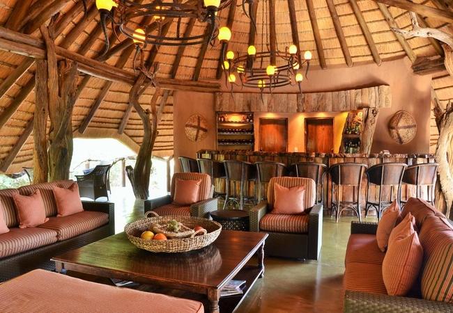 Main Lodge Bar area