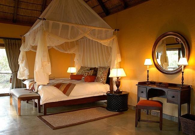Bush Villa Bedroom