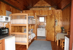 Unit 2 - 4 Sleeper Log Cabin