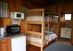 Unit 3 - 4 Sleeper Log Cabin