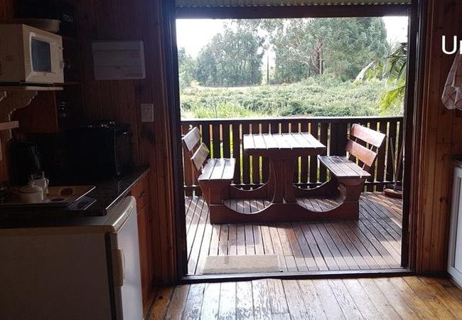 Unit 3 - 4 Sleeper Log Cabin