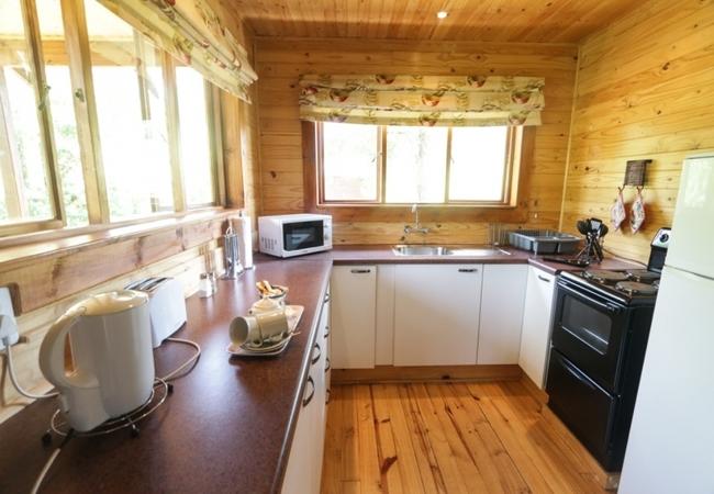 Pygmy Log Cabin