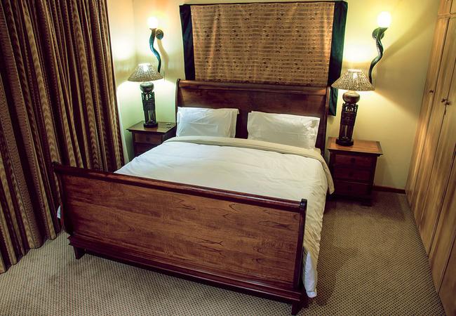 Mpongo Huberta lodge - Superior Room