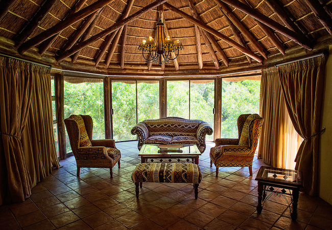Mpongo River Lodge - Chalet