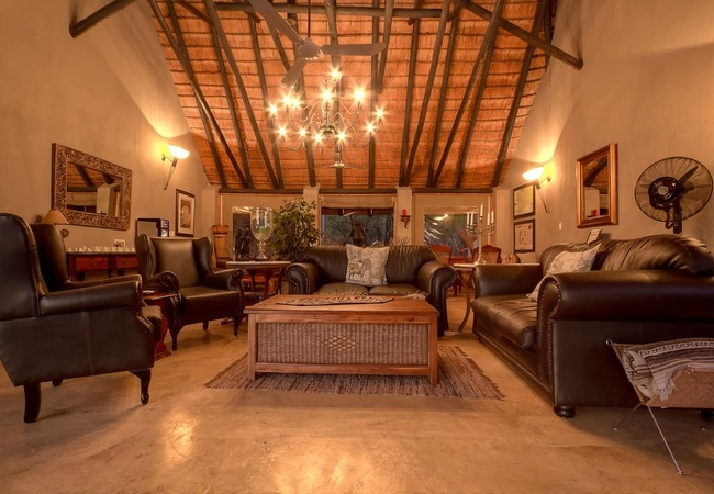 Communal Guest Lounge