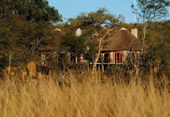 Nambiti Plains Private Game Lodge