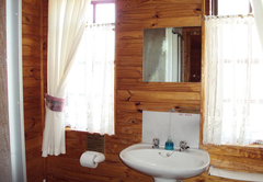 Self Catering Log Home