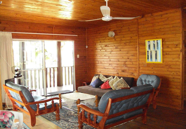 Self Catering Log Home