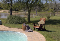 Nkelenga Self Catering Tented Camp