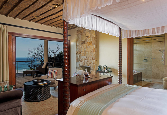 Lodge Suite - Bed