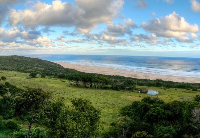 Reserve & Indian Ocean