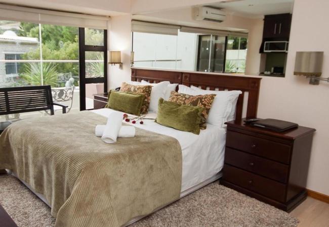 Mountain View Twin Room
