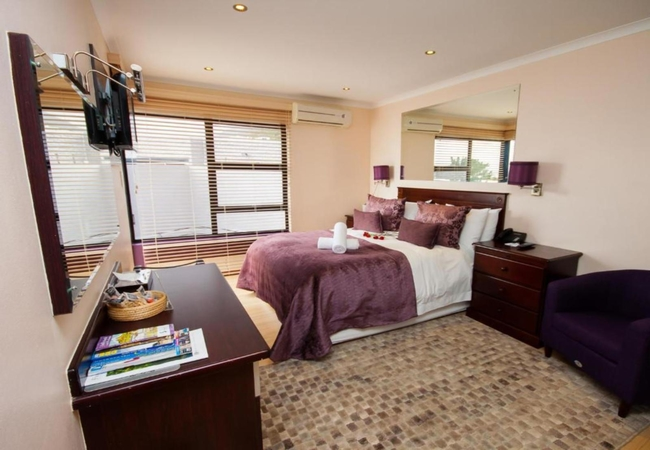 Bay View Double Room