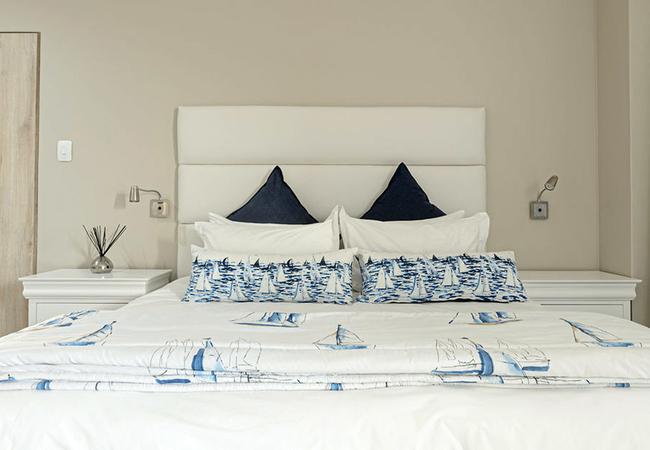 Oyster Catcher Bedroom