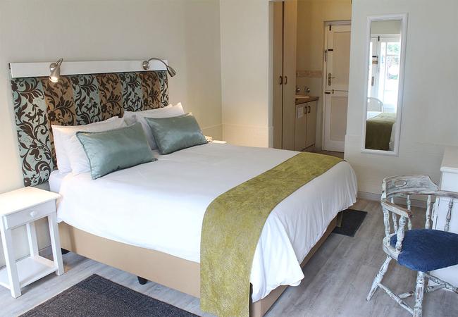 Hotel Double Room - Pool Area - B Block