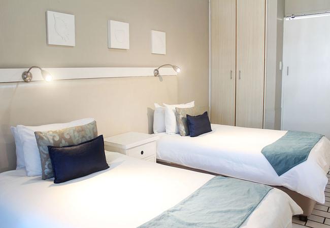 Hotel Twin Room - Pool Area - C Block