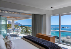 Clifton Beachfront Penthouse