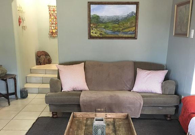 Dairy Cottage Lounge