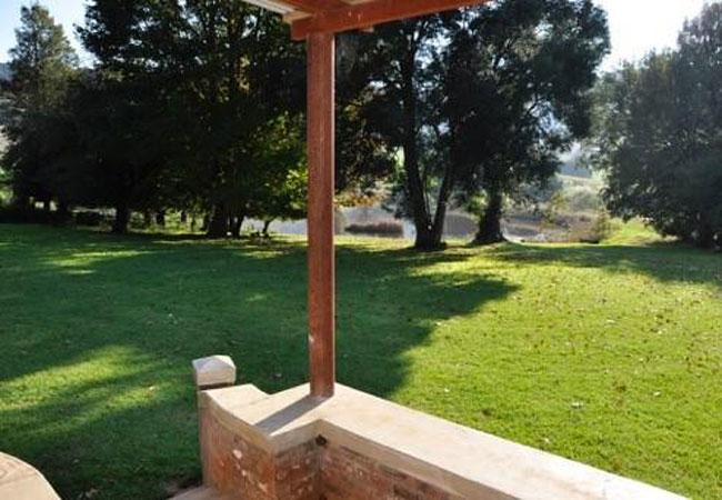 Honeybee Cottage View