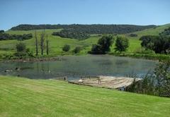 View - 1st Fishing Dam