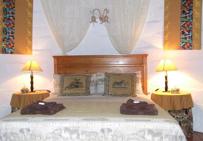 Double room rondawel