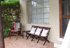 Double room patio