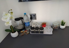 Tea / coffee making facilities