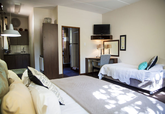 Executive Family Rooms