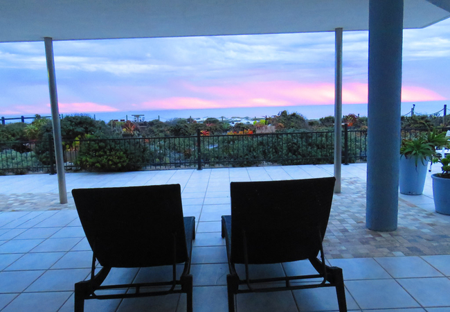 View from Seabreeze unit