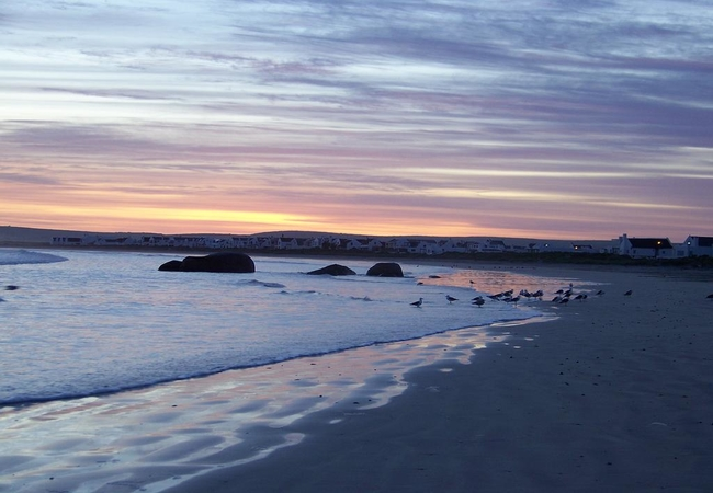 On The Rocks in Paternoster