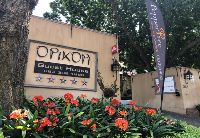 Opikopi Guest House