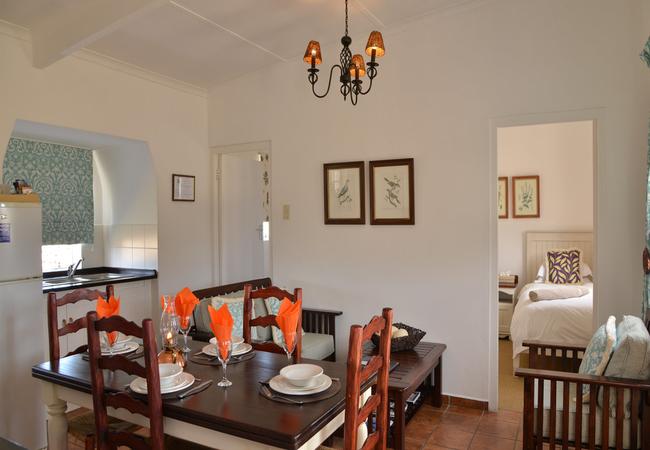 Bontebok Cottage (Sleeps 4)