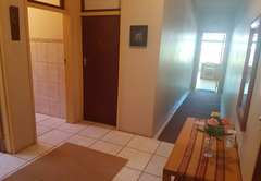passage to front door