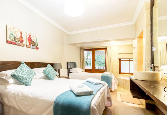 Luxury Family Triple Room