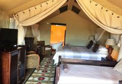 The Sugarbird Tent