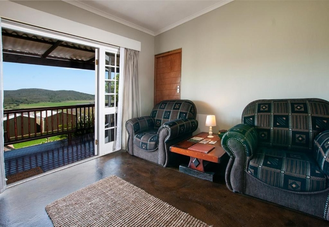 Mountain View Chalet (Double)