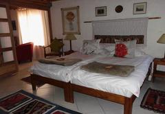 Guinea Fowl Loft Apartment