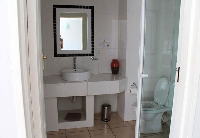 Garden Apartment With Shower