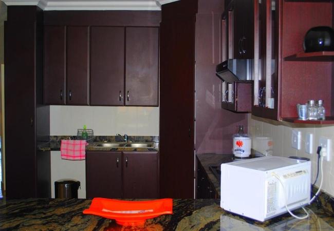 Apartment Two Bedrooms Garden