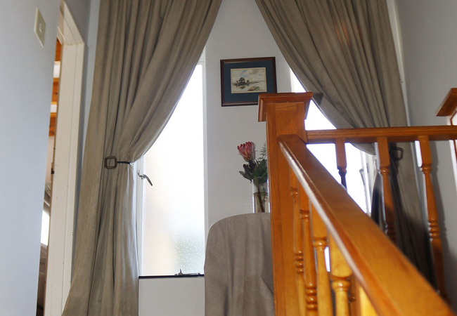 Steps to Protea Suite