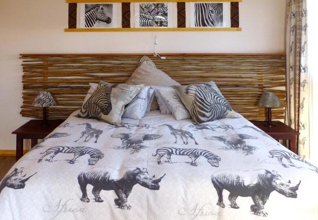 The Zebra Room